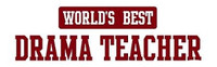 World's Best Drama Teacher - Bumper Sticker