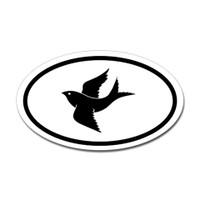 Bird Oval #19