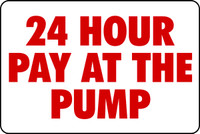 24 Hour Pay At The Pump