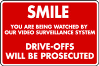 Smile Your Are Being Watched By Our Video Surveillance System