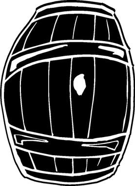 Barrel Decal (Woody)
