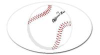 Baseball  -  Bumper Sticker