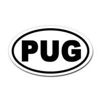 Dogs Oval Sticker #16