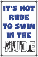 It's Not Rude To Swim In The Nude