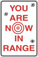 You Are Now In Range