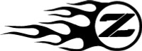 Nissan Z Flame Decal