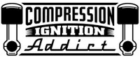 Compression Ignition Addiction Decal