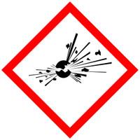 Explosive (Globally Harmonized System Pictogram)