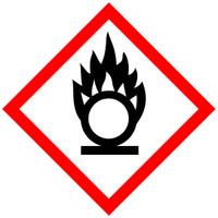 Oxidizing (Globally Harmonized System Pictogram)