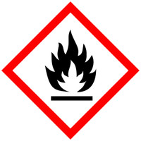 Flammable (Globally Harmonized System Pictogram)