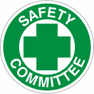 Safety Committee Clip Art