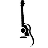 Guitar Decal #1