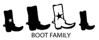 Boot Family Decals