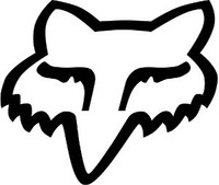Fox Racing Decal #3