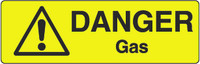 Danger Gas Marker