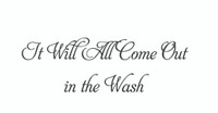 It Will All Come Out... (Wall Art  Decal)