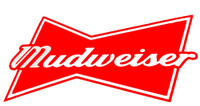Mudweiser Sticker