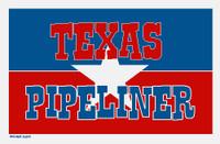Texas  Pipeliner Sticker