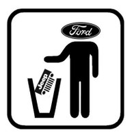 Ford Throws Away Jeep Decal