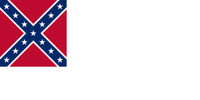 second national flag of the Confederate States of America sticker