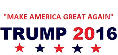 Trump 2016 Bumper Sticker