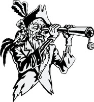 The Pirate Zombie - Arrrr
