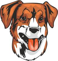Austrian Pinscher Dog Vinyl Sticker