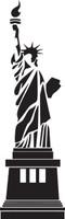 Lady Liberty Statue of Liberty #1 Decal