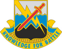 U.S. Army 102nd Military Intelligence Battalion, distinctive unit insignia