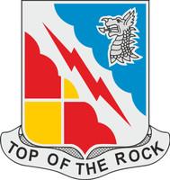 U.S. Army 103rd Military Intelligence Battalion, distinctive unit insignia