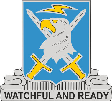 U.S. Army 104th Military Intelligence Battalion, distinctive unit insignia