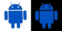 Android Robot Sticker