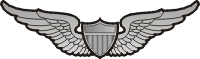 USA Army Aviator Badge