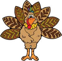Happy Thanksgiving Day Turkey 2