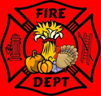 Happy Thanksgiving Day Firefighters