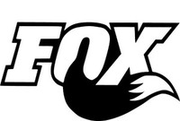 Fox Racing With Tail Decal