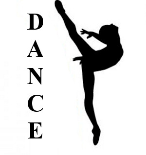 Dance With Shadow Dancer Decal