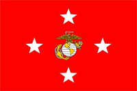 USMC Marine Corp Commandant Flag