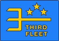 US Navy 3rd Fleet Emblem