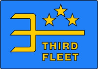US Navy 3rd Fleet Emblem