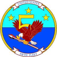 US Navy 5th Fleet Emblem
