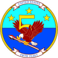 US Navy 5th Fleet Emblem