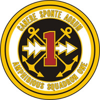 US Navy Amphibious Squadron One