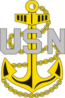 US Navy Chief Petty Officer Insignia
