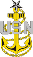 US Navy Senior Chief Petty Officer Insignia