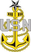 US Navy Senior Chief Petty Officer Insignia