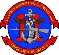 USMC 11th Marine Expeditionary Unit Emblem