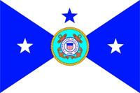 US Coast Guard Vice Commandant Flag
