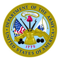 USA Department of the Army Decal