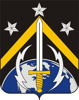 USAF 1st Space Battalion Emblem